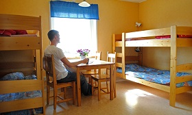 Orsa Hostel 4-bed rooms